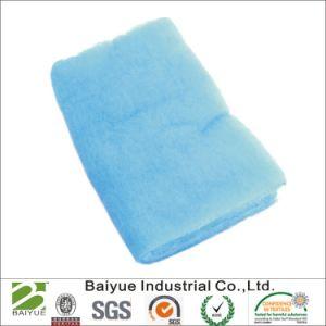 Colagem de pulverização (Poliéster para filtro