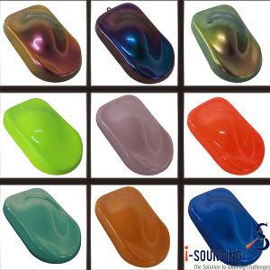 ODM/OEM Pearlescent Pigment van het kameleon voor Deklaag