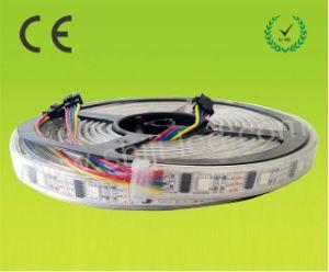Direccionable/W2801/Digital/impermeable/Flexible SMD5050 RGB LED DE TIRA,