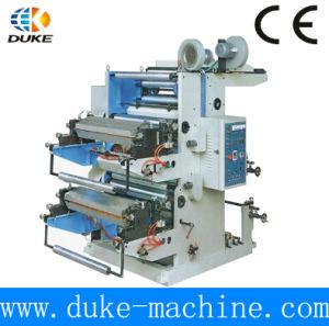 Tow-Color T-Shirt bolsa de plástico Letterpress /la impresión flexo de la máquina para la venta (YT-2600)