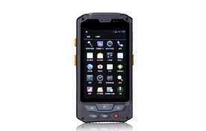 D9004 con Android Terminal de mano con el UF y 1d