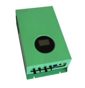 LCD表示および5年の保証(SM-2.5K/3S)が付いている太陽系PVの太陽風の雑種インバーターIP65のための格子太陽インバーター