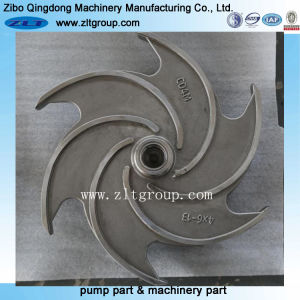 Корпус из нержавеющей стали или титана ANSI центробежным насосом Goulds 3196 детали насоса