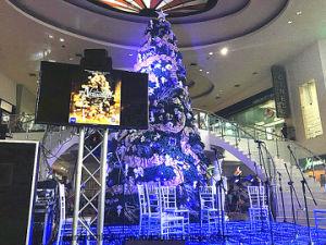 Venda por grosso de Dança infinita de LED para Shopping Mall/Discoteca