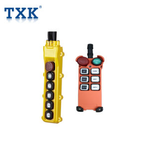 Txk 1tonne Hois électrique limitée de la chaîne de surcharge