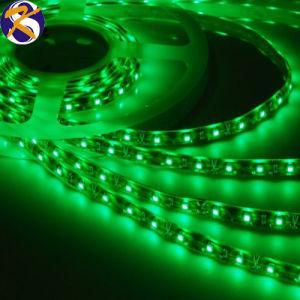 IP65 de color verde tira SMD LED flexibles 3528-60Iluminación LED