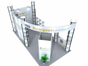 Heißer Ausstellung-Standplatz des Messeen-Stand-10*20'ft