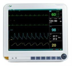 Equipamento médico, Monitor de pacientes (15 polegadas)