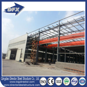 Listo/ prefabricados prefabricados/Almacén de paneles sándwich Estructura de acero