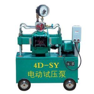 Pompa eclettica della prova idraulica