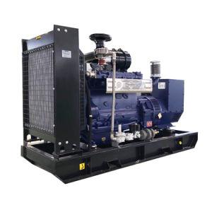 목제 배 힘 Deutz 50kw Biogas 발전기 세트