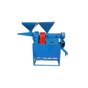 グループは220V穀物および製造所の米を押しつぶすのにコンバインの米製造所を使用した