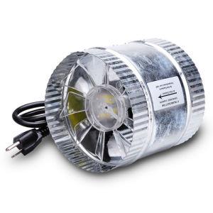 Сотрудников категории специалистов класса HV6 высокой скорости канала Booster линейный вентилятор, 220 куб.