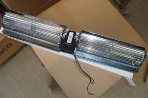 Тангенциальный вентилятор 240мм x 2 ступени X 60мм
