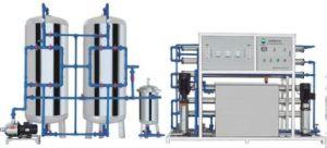 Macchina di trattamento di purificazione dell'acqua (RO-1000I (2000L-H) B)