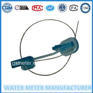Contador de agua junta del cuerpo de plástico