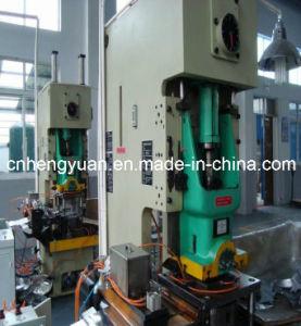 Recipiente de hoja de aluminio de buen rendimiento que hace la máquina