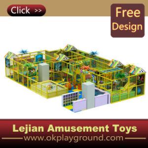 CE Terrain de jeux intérieur de l'équipement multifonctionnel (ST1406-10)
