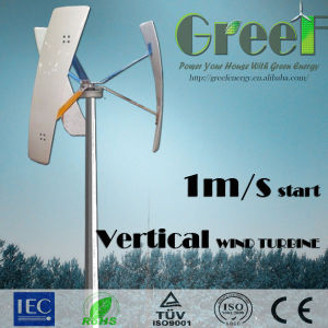 500W de verticale Turbine van de As met de Prijs van de Turbine van de Wind
