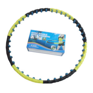 Massage de sport Hula Hoop Ring Js-6001