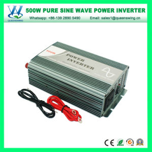 Home portáteis utilizados 500W onda senoidal pura Inversor (QW-P500)