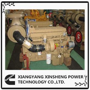 発電機または鉱山または油田またはショッピングモールまたは体育館または高速道路またはデータセンタのためのCcec本物のCumminsのディーゼル機関Mta11-G2