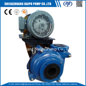 Gummizwischenlage-Grubenpumpe für Kohle-Rückstand-Zirkulation (4/3 C-Ahr)