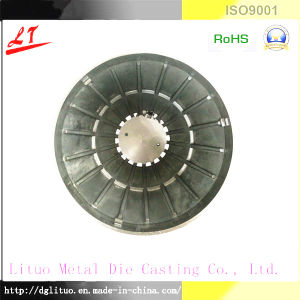 Dongguan Druckguß Precisioin Aluminium-LED Birnen-Gehäuse