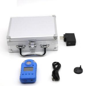 単一のガスCoの一酸化炭素H2sのガス探知器の携帯用ガス探知器