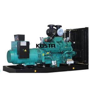 Alta qualità con i generatori diesel silenziosi eccellenti di 1000kVA Cummins Engine per la buona vendita