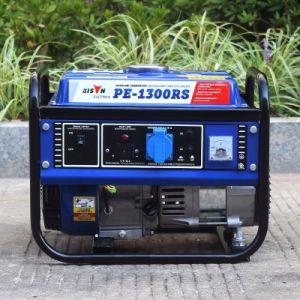 Le bison de la Chine à démarrage électrique générateur essence GÉNÉRATEUR 1 kw