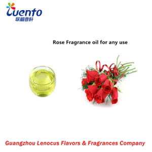 Rose de parfums pour la fabrication d'huile de soja de parfum/ bougies de paraffine