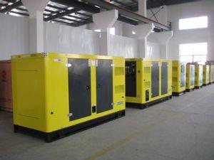 150kw 50Hz do conjunto de geradores elétricos à prova de Motor Diesel Cummins 6CTA8.3-G2 aprovação ISO
