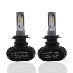 자동 S1 N H27 881 Hb3 Hb4 자동 LED 12V 50W 8000lm 6500K를 위한 LED 헤드라이트 전구