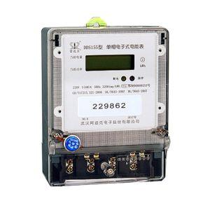 Tester elettronico di watt-ora di monofase con la visualizzazione del registro