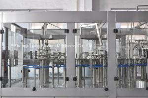 Garrafa de sumo de Pet automática máquina de enchimento de água potável