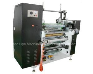 Bon prix rembobinage de la machine de découpe du film de condensateur / coupeuse en long