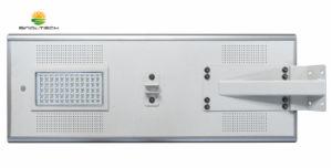 1台の太陽LEDの街灯(SNSTY-260)のAPPのスマートな制御60Wすべて