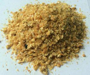 La proteína en polvo harina de gluten de maíz de piensos
