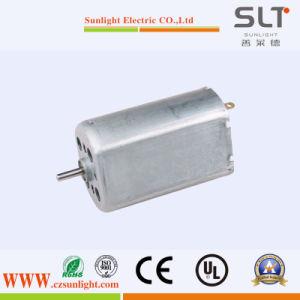 Cepillo de 24V DC Motor eléctrico para equipos médicos
