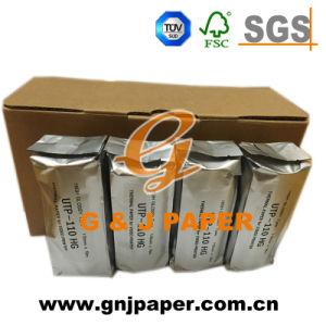 Una buena calidad 60gramos 70gramos de papel térmico de ultrasonidos (UPP-110S, UPP-110HG, UPP-110HD).