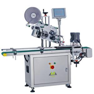De Automatische Vlakke Machine van de Etikettering van de Sticker van de Fles mzh-l