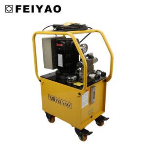 Гидравлический насос с электроприводом для гидравлического цилиндра 10000 фунтов гидравлического насоса