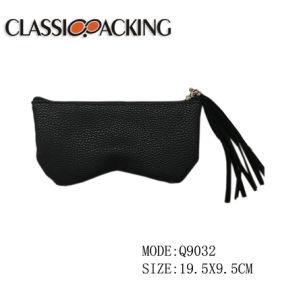 Produit d'origine de la haute couture de la promotion de la fonction Muti PU sac à fermeture éclair de Wenzhou Factory