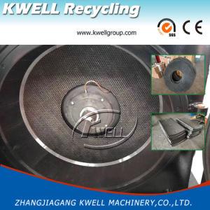 Автоматическая PE/LDPE/LLDPE/PVC/Pet пластиковый Pulverizer высокой скорости машины