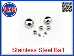 Alimentação de fábrica 1mm 2 mm 3 mm a 4 mm 4,5mm 5,5mm 6 mm em 5 mm a 8 mm a Esfera de Aço Inoxidável