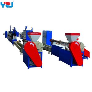 Bande de cerclage en PP de la machinerie en plastique Twin vis extrudeuse