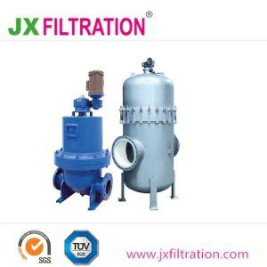 Alta capacidade Autolimpante Automática do Filtro de Água