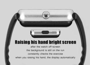 Bluetooth intelligenter Sport-elektronische Uhr der Uhr-Gt08 für Smartphone Stützkopfhörer