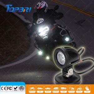 Les pièces automobiles 2inch portable noir 10W 12V FEU DE TRAVAIL À LED